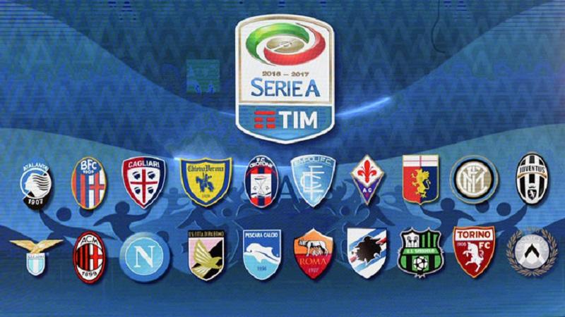 Serie A – Le formazioni della 22a giornata