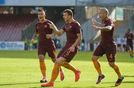 SERIE A I risultati dell'ottava giornata. La ROMA espugna il San Paolo. La Juve a fatica sull'Udinese. Ko Inter, la Lazio inciampa sul Bologna