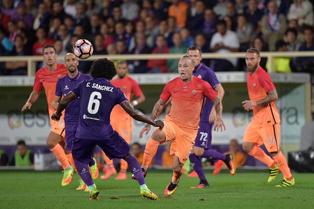 Fiorentina-Roma: la disfatta giallorossa