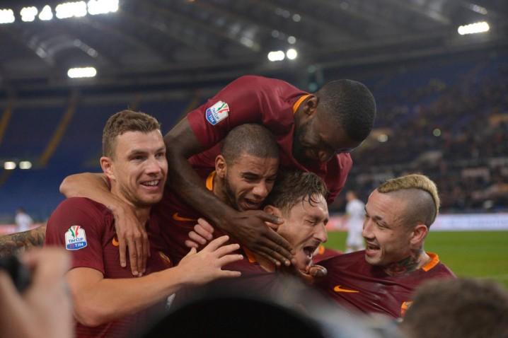 Roma-Cesena, che fatica!
