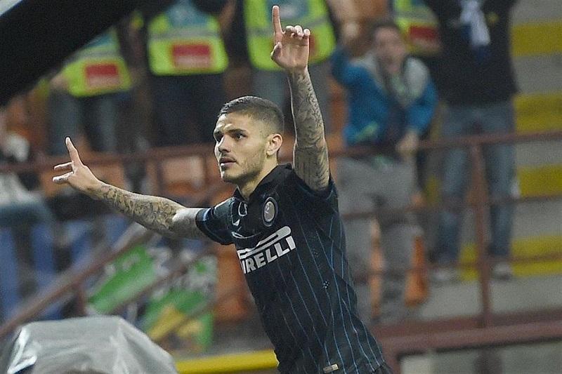 Inter-Roma: 2-1. Icardi a due dal termine getta la Roma nel baratro.