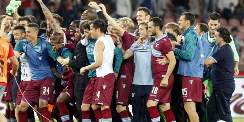 Dal San Paolo all'Europa. La Lazio di Pioli conquista di forza i preliminari Champions.