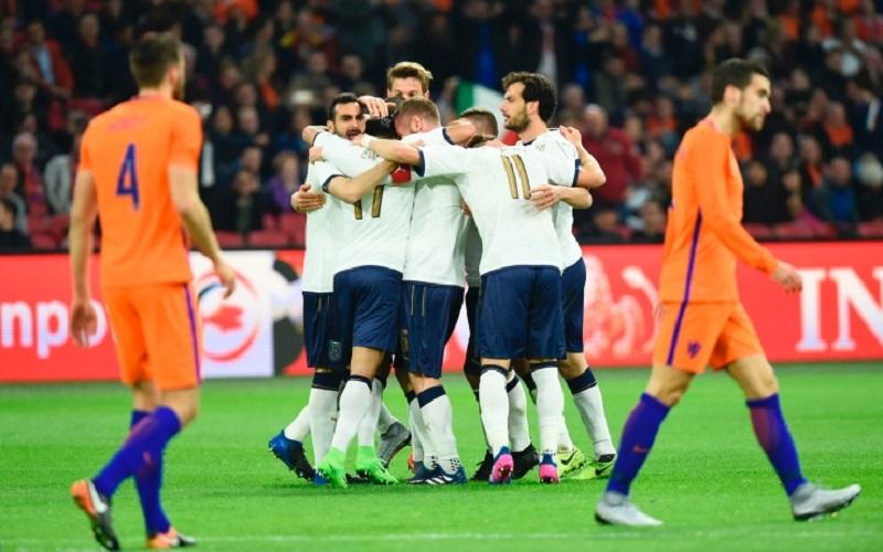 Inizia a prendere forma la nuova Italia di Ventura. Olanda battuta in casa 2 a 1.