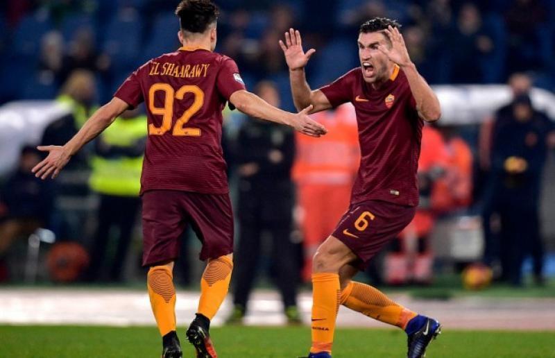 I numeri di Roma-Chievo 3-1.