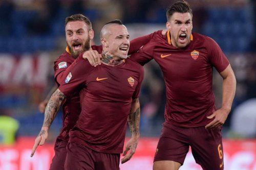 Roma-Inter 1-3: le pagelle. Dzeko illude, Icardi e la Dea Bendata puniscono Di Francesco