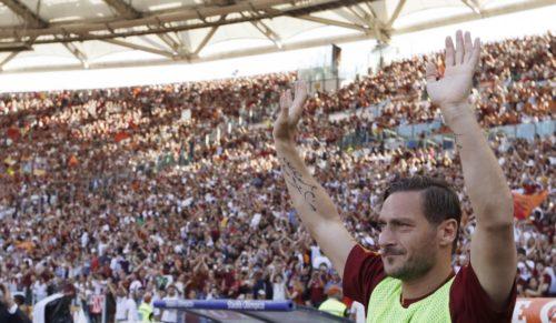 Totti: passato e futuro passano sempre per Trigoria