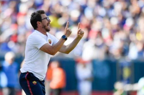 Siviglia-Roma 2-1: le pagelle. Poca lucidità per gli uomini di Di Francesco. Sottotono Strootman e Nainggolan
