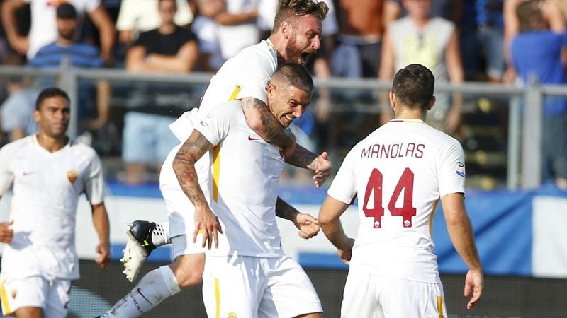 Serie A – I risultati della prima giornata. Roma e Napoli corsare. Vincono la Juve e le milanesi. Stop Lazio