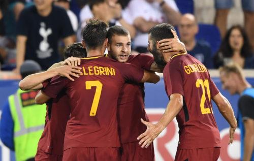 Tottenham-Roma: le certezze sono i nuovi. Bene Kolarov, Defrel e Under. Da rivedere Manolas