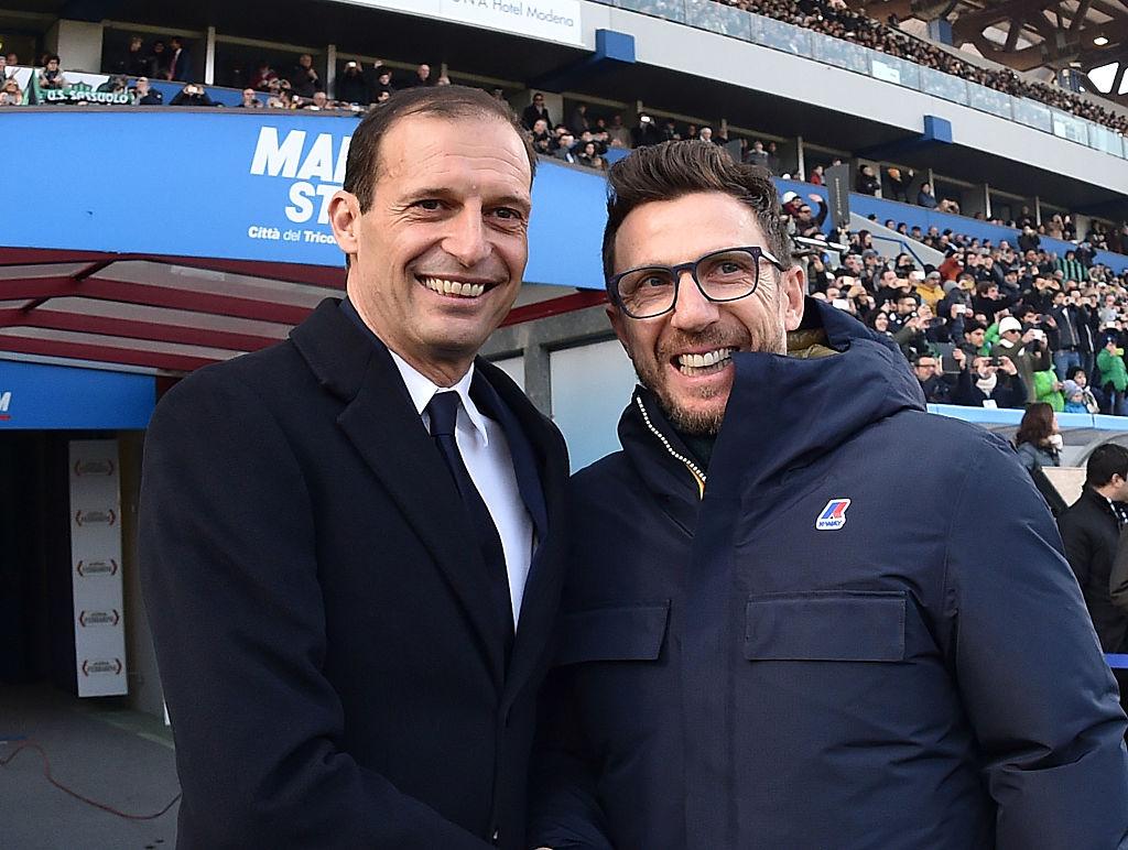 Roma e Juventus sulla stessa barca…barcollante