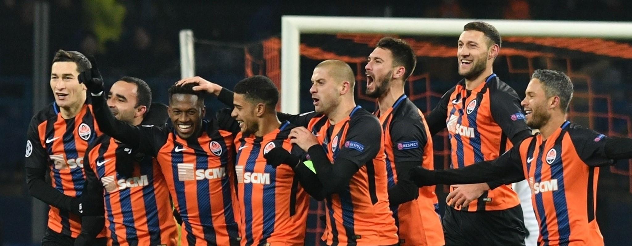 Champions League, dopo 7 anni sarà ancora Roma contro Shakhtar