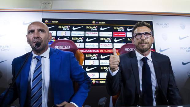 Lasciano Monchi e Di Francesco: pagano gli errori dopo il picco Champions
