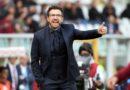 """Di Francesco: """"Manolas e Olsen saltano il Chievo, da valutare De Rossi"""""""