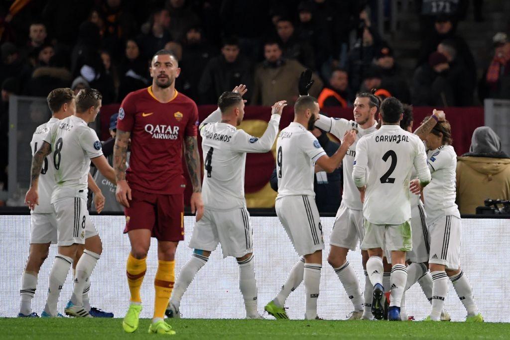 Roma, quanti errori con il Real Madrid. E l'infermeria è sempre più piena