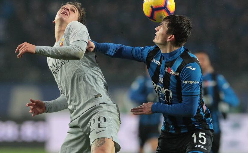 Atalanta-Roma 3-3, un tempo ciascuno. I nerazzurri rimontano tre gol
