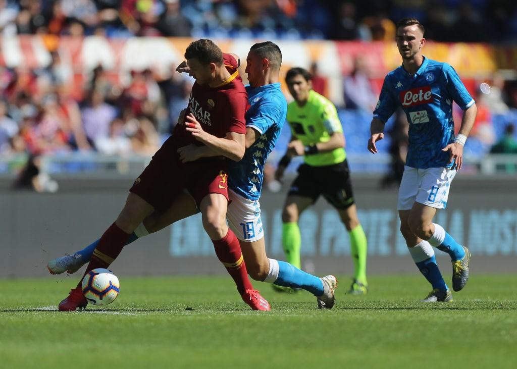 Roma-Napoli 1-4: le pagelle. Saluti finali all'Europa che conta? Partenopei che demoliscono una squadra inesistente
