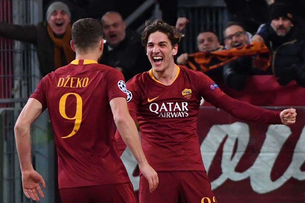 La notte magica di Zaniolo: due gol per il futuro