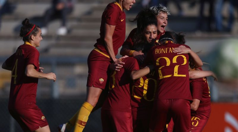 Roma Femminile, sconfitta con la Fiorentina nell'ultima stagionale. Appuntamento al prossimo anno