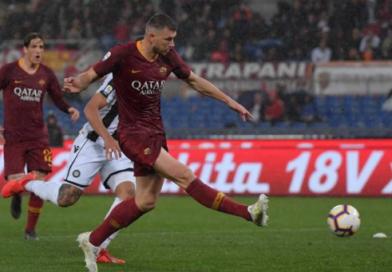 SERIE A Tempo da lupi all'Olimpico: la Roma supera l'Udinese di misura (VIDEO)