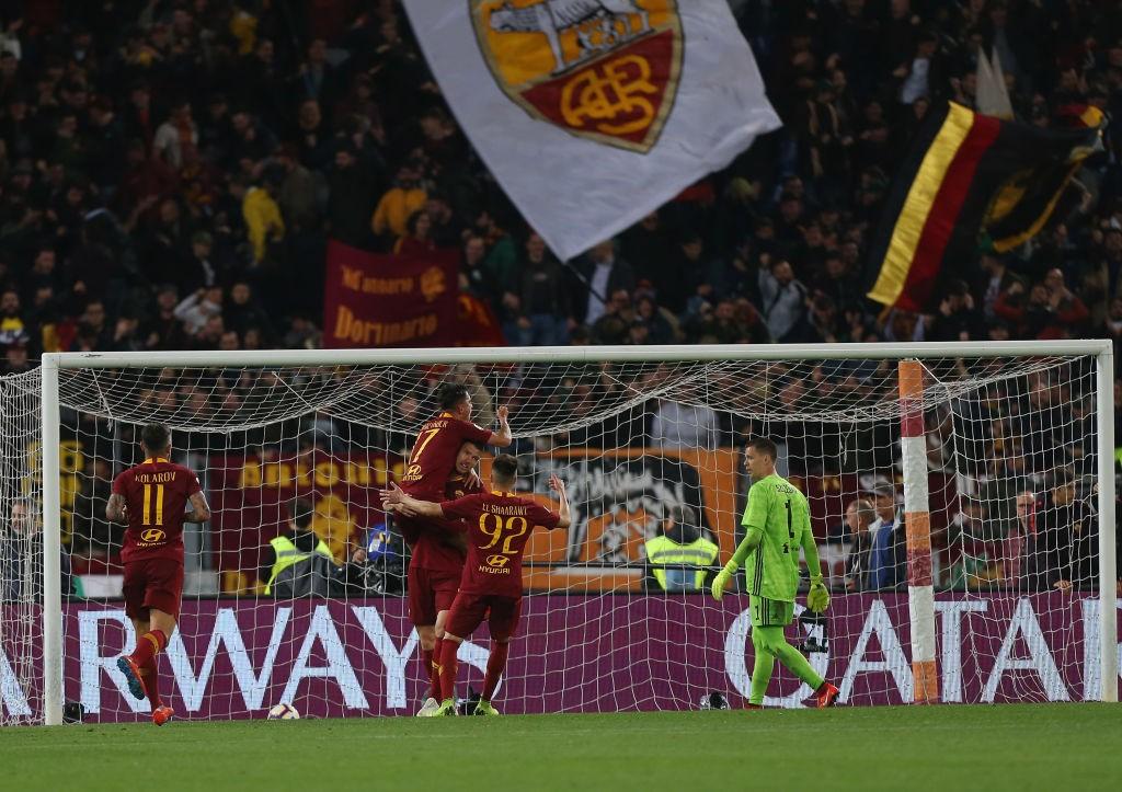 Roma-Juventus 2-0, tre punti per crederci ancora
