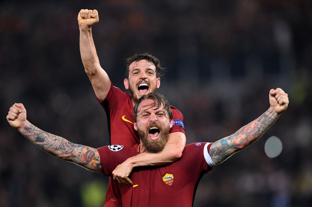"""Roma-Barcellona 3-0, le dichiarazioni dei protagonisti. Di Francesco: """"L'obiettivo è la finale"""""""
