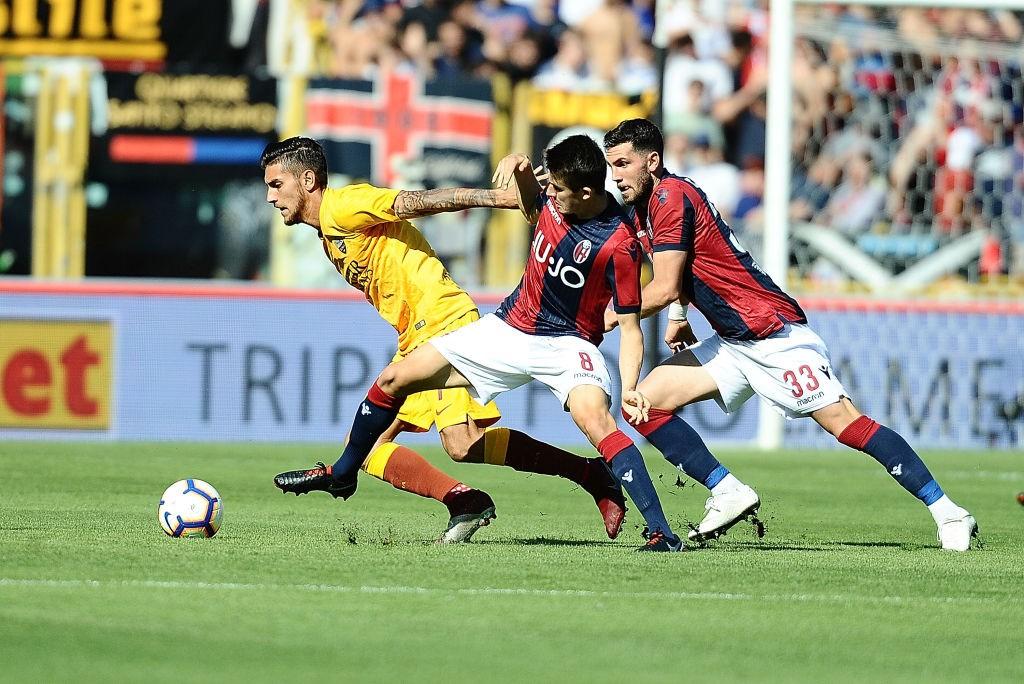 Bologna-Roma 2-0, giallorossi in crisi. Di Francesco a rischio?