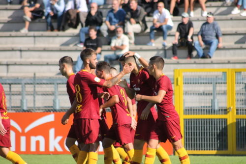 Primavera, Juventus-Roma 1-3. La doppietta di Celar e un gol di Pezzella stendono i bianconeri