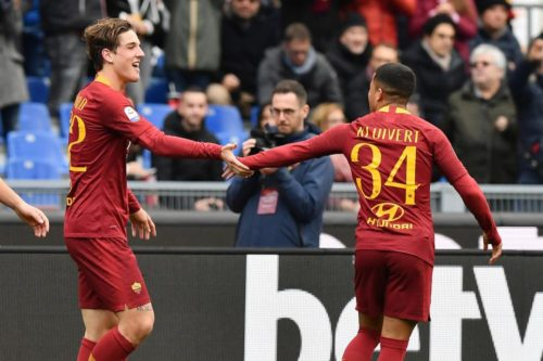 La Giovine Roma, Ranieri riparte dai '99. Kluivert e Zaniolo per risorgere