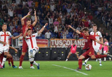 Roma, mezzo passo falso all'esordio: rocambolesco 3-3 con il Genoa (Video & Pagelle)