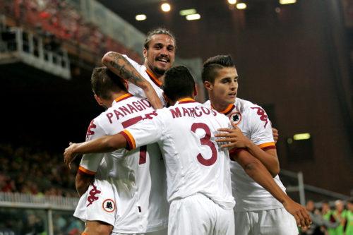2012, Genoa-Roma 2-4. Quando le idee vengono messe in campo, una delle migliori partite del Zeman 2.0