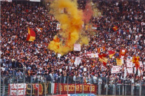 1998, Roma-Milan 5-0. Zeman batte Capello, doppietta di Di Biagio poi Candela, Paulo Sergio e Delvecchio