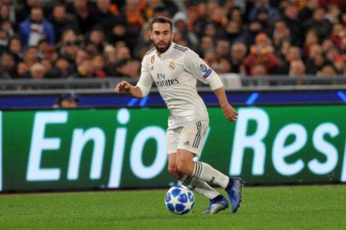 """Conferenza Carvajal: """"La Roma scenderà in campo per cercare di fare la partita. Dovremo essere concentrati ma senza timore"""""""