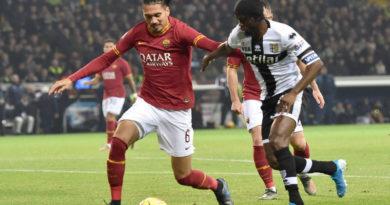 Parma-show: una Roma stanca e imballata cade al Tardini