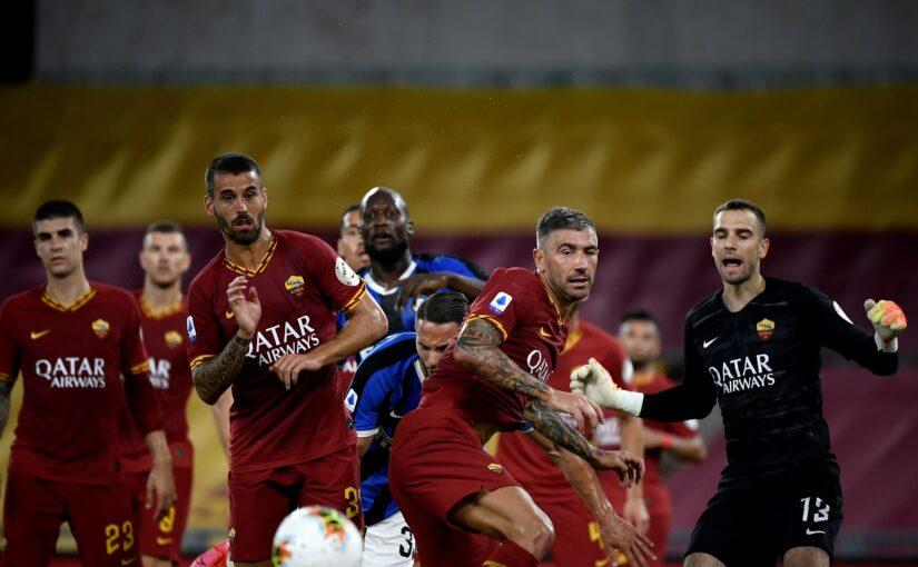 Le statistiche di Roma-Inter 2-2: lo stacanovista Veretout e Miki-gol non bastano. Una Roma in crescita perde due punti