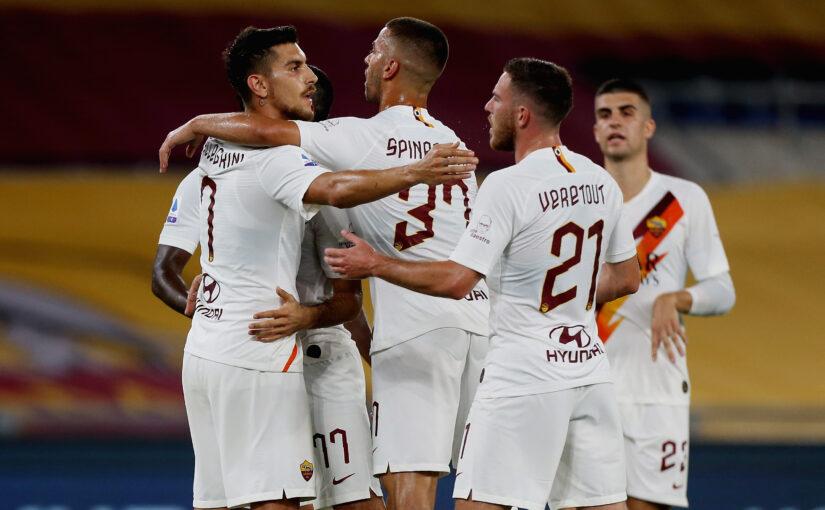 Le statistiche di Roma-Parma 2-1: Mkhitaryan tuttofare e l'inesauribile Veretout riportano i tre punti