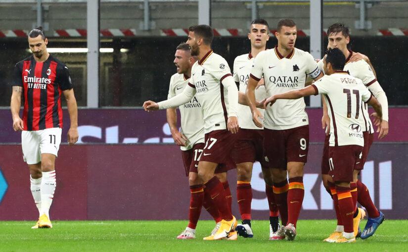 Nel 3-3 di Milano c'è l'anima della Roma