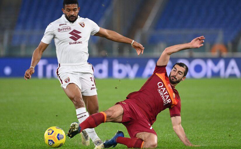 Roma, attacco al terzo posto. Torino profondo rosso