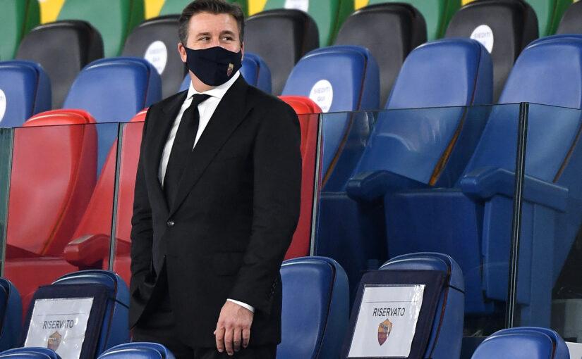 Friedkin fa felici i tifosi: donate mascherine col vecchio stemma